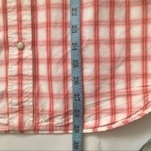 Lucky Brand Shirts - Lucky Brand Men's M Pearl Snap Plaid Shirt
